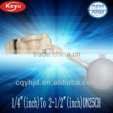 "DN25CH 1"" Swimming Pool Auto Fill Float Valve"