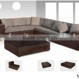Commercial furniture star hotel sofa & chairs lobby furniture / public furniture rattan sofa