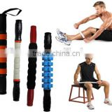 china core grid exesity muscle handheld plastic massage pvc/pu roller sticrcise eva yoga wholesale foam rollers