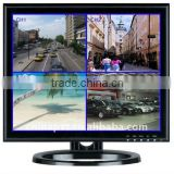 "17"" AV/TV/PC CCTV LCD monitor"