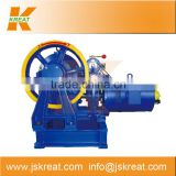 Elevator Parts|Traction System|KT41C-YJF220-VVVF|Elevator Geared Traction Machine