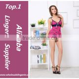 Ladies sexy big breast lingerie made in China