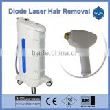 Diode Laser 808nm Laser Epilator Bikini Hair Removal Beauty Products Suslaser CE/ISO Approved