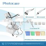 Pain Free Multi-Functional Beauty Equipment Portable Pdt Skin Care Light Tripollar Rf Machine - Photocare