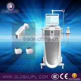 Vertical Hifu Shape Machine 0.2-3.0J Increasing Muscle Tone Vacuum Butt Enhancement Machine 5.0-25mm Cool Sculpting