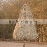 CHEAP RICE AND HIGH QUALITY - Vietnam Seagrass Umbrella, Palm Leaf Umbrella, Thatch umbrella, Bamboo Products