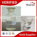 Factory Glacial Acetic Acid good price food grade formula glacial acetic acid 95%