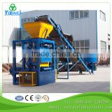 QT4-24 automatic concrete cement hollow block making machine for sale