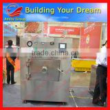 2014 chemical powder vacuum microwave dryer/microwave vacuum drying machine