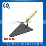 clear lacquer wood handle brick trowel which names of woodworking tools JQ6013C