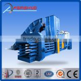 China made factory continuous operation design maximum density assured power saving baler machine for used clothing