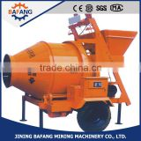 Hot Sle Ideal concrete Mixer For construction sits, road, bridge project with hydraulic pump