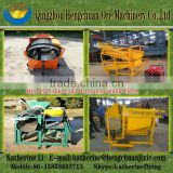 Portable Land Gold Mining Machinery For Sale
