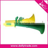 Hot Brazil World Cup Double Plastic Cheering Fan Horn