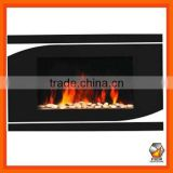Modern Wall Mounted Electric Fireplace With CE,GS,ETL