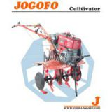 176F water cooled diesel gear mini-tiller garden  cultivator