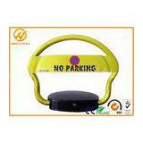 Anti Rust Parking Space Lock , Waterproof Remote Control Automatic Car Parking Space Barriers