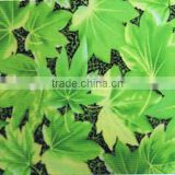 Sublimation transfer printing fabric