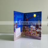 25*20*2cm Top quality LED Lighting Up paper Photo Frame for Christmas