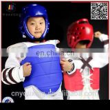 Reversible taekwondo chest protector exercise kick boxing equipment