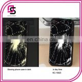2014 new design Glowing phone case for cell phone