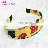 AH846 Mix Color Simple Kid Hair Accessory