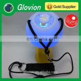 New design LED plastic balls for playgrounds for sport
