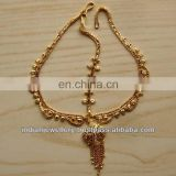 gold plated head piece jewelry, gold forming jewellery tiara manufacturerer