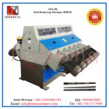 roller reducing machine for tubular heaters