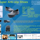 EVA safety shoes super anti slip shoes