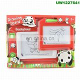 Magnetic Drawing Board, 12.8 Inch Drawing Area Colorful Drawing Board for Kid Learning