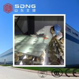 China manufacture laminated security glass for curtain wall