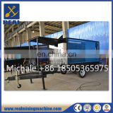 Portable Africa diamond and gold recovery washing plant
