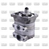 Double Section Hydraulic Gear Pump 656860.1 for Claas Combine Harvester Commandor/Dominator/Mega