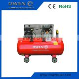 Belt driven Italy electric piston air compressor with CE ROHS                                                                         Quality Choice