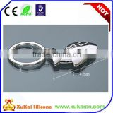 2015 Popular airplan design Metal Key Rings Bulk