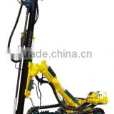 excavator drilling attachment