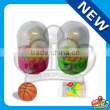 shooting hoops basketball toy candy