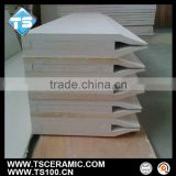 high quality aluminum/alumina silicate ceramic fiber and inorganic ceramic material board