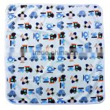 AnAnBaby 100% Polyester Baby Changing Mat Baby Bed Cover Urinal Pad