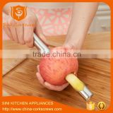 stainless steel 304 apple corer remove fruit corer apple cutter                                                                         Quality Choice