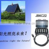 IP67 pv Solar Junction Box with connector                                                                         Quality Choice