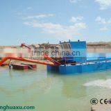 18 inch river sand used construction machinery cutter suction dredger