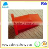 ozone resistantred silicone valve for plastic bottle