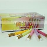 Cigarette Filter Tubes w/ Multi-colored Cigarette Paper and gold tipping paper Rollo Masterpiece 200 Count