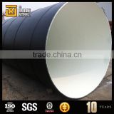 special anti-corrosion spiral welded pipe,anti-corrosion and insulation spiral weld oil/gas pipes