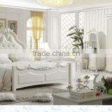 modern bedroom furniture / hot sale simple Korean bedroom suite HT01 HT02
