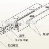 Ball Bearing Linear motion slide rail
