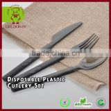 Eco-friendly disposalbe plastic cutlery /disposable knife fork spoon