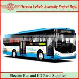 Green Vehicles of Batter Power Electric Bus Door and other Bus Accessaries in SKD and CKD parts